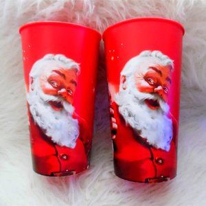 Coca-Cola Holiday Collectible Cups